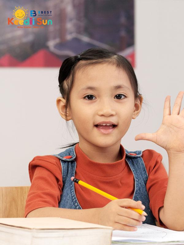 Keedii Junior - Anh văn Tiểu học