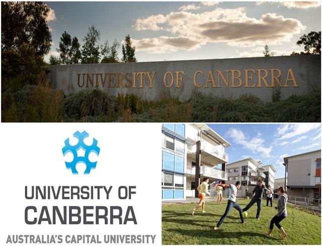 DuHọc Úc Với Học Bổng Lên Tới 10% -25% Tại Đại Học Canberra – Thủ Đô Nước Úc